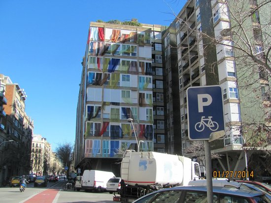 Atenea Calabria Apartaments: соседний квартал