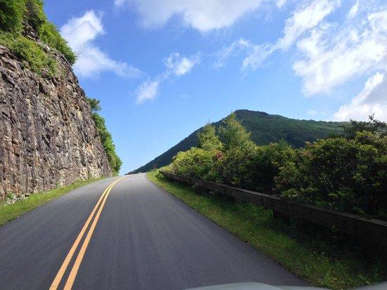 Mount Mitchell State Park : Blue Ridge Parkway