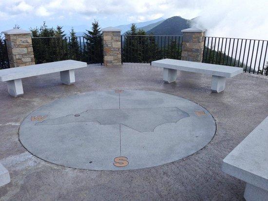 Mount Mitchell State Park : The Summit