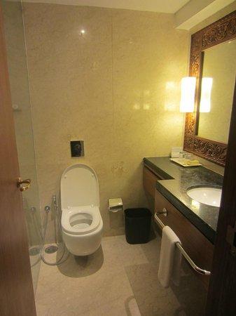Hotel Yak & Yeti: Toilet