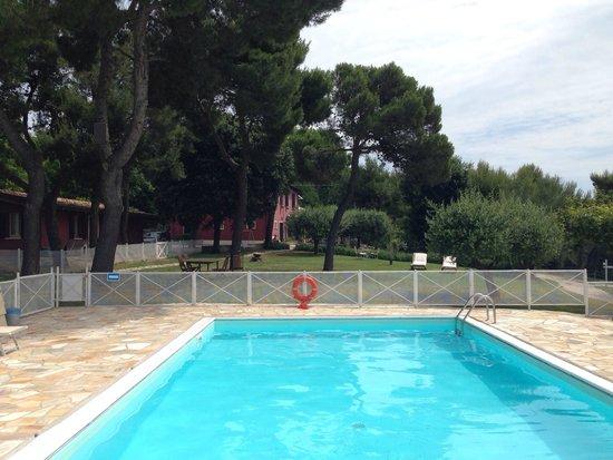 Agriturismo Ca Verde: La piscina