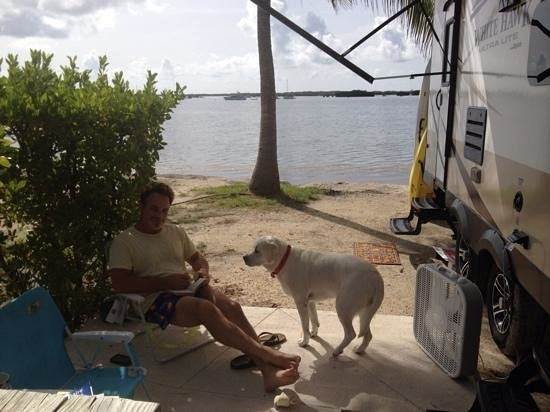 Boyd's Key West Campground : Relaxation!!!