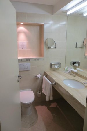 Crowne Plaza Vilnius: Bathroom