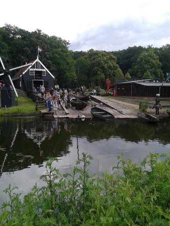 Netherlands Open-Air Museum and National Heritage Museum: Scheepswerf