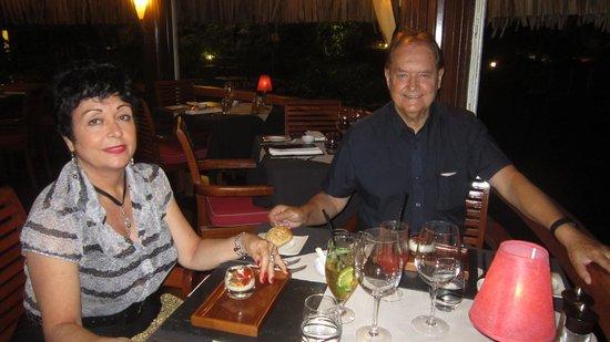 Restaurant Le Lotus : un samedi soir au Lotus
