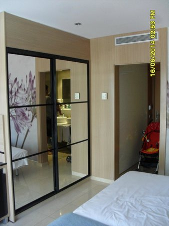 Sumus Hotel Monteplaya: номер 214