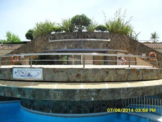 Sumus Hotel Monteplaya : бассейн