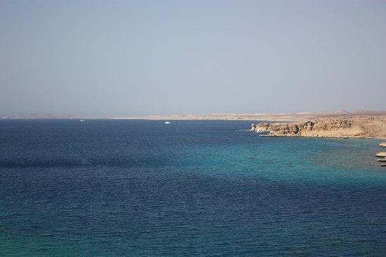 Aqua Blu Sharm: Море