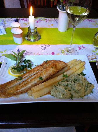 Hotel Alte Canzley: dinner at Alte Canzley