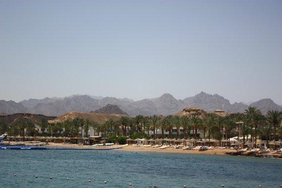 Aqua Blu Sharm: Горы просто великолепны