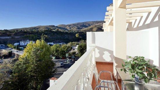 Hotel Mirasol: Terraza habitación