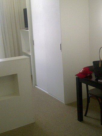 Iguatemi Business Flat: Habitacion
