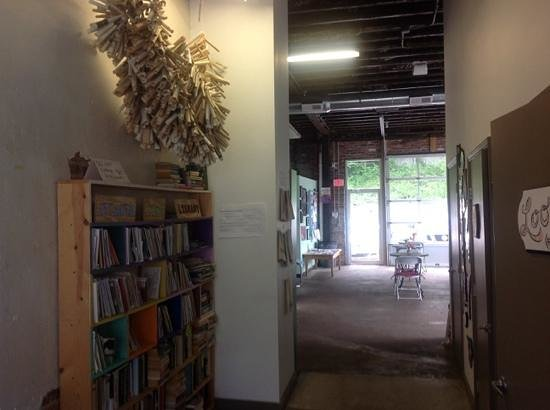 Photo of Cafe Hodgepodge Coffee House and Gallery at 720 Moreland Ave Se, Atlanta, GA 30316, United States