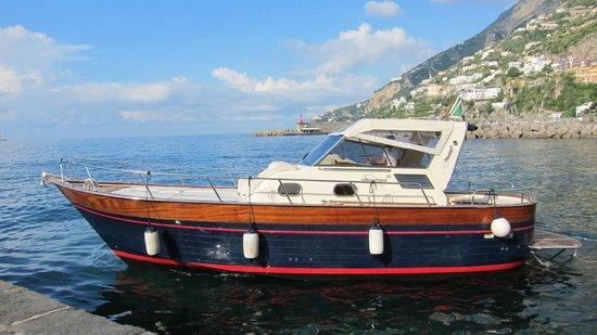 Capone Servizi Marittimi : Our Boat!!