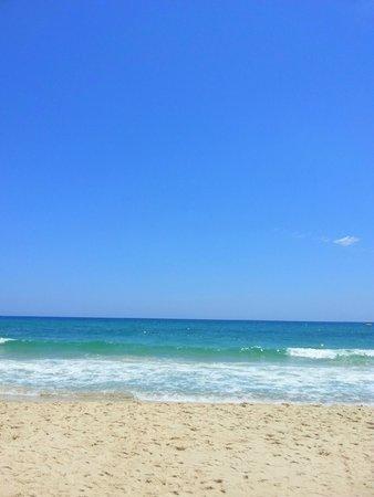 Hotel Riu Marillia: Azul magnifico!