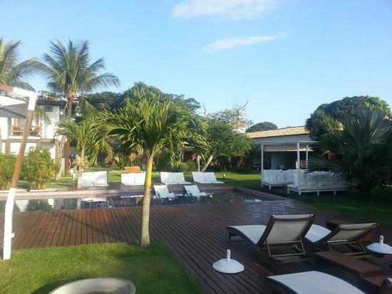 Serena Hotel Boutique Buzios : Pool area