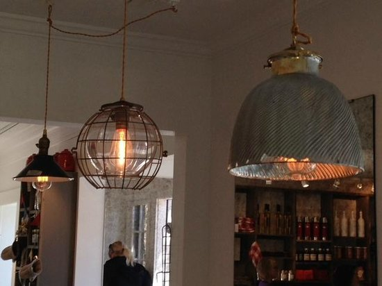 Persephone Bakery : Quirky Lampshades