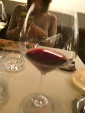 Metamorfosi Restaurant: Buona la scelta di vini