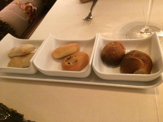Metamorfosi Restaurant: Il pane