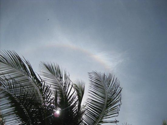 Fiesta Americana Condesa Cancun All Inclusive: Mother Nature's Surprise