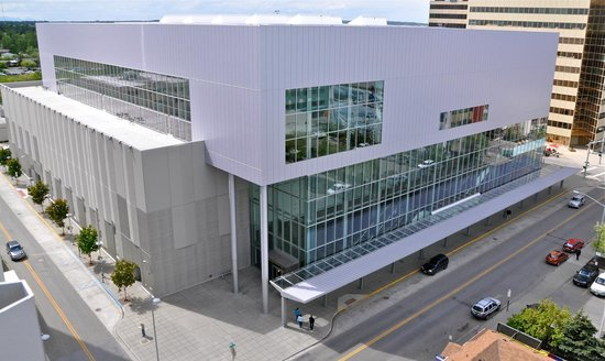 Dena'ina Civic & Convention Center