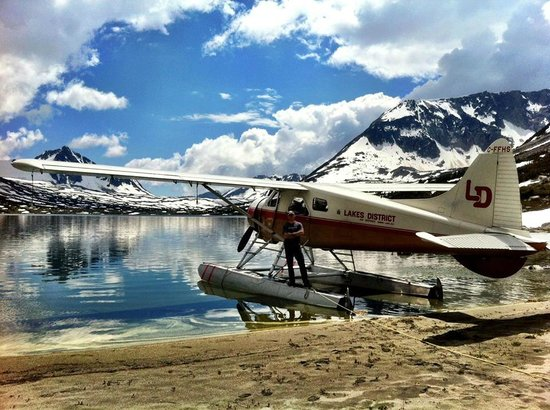 Burns Lake, Kanada: Beautiful Day for an Air Tour