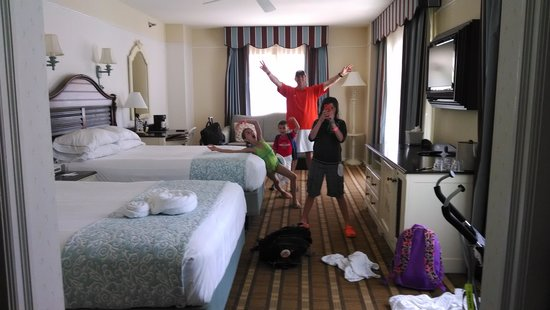 Disney's Beach Club Resort: Great Room