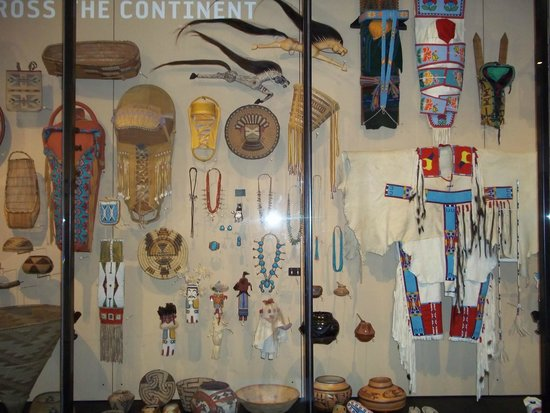 Natural History Museum of Utah: Native American Exhibit