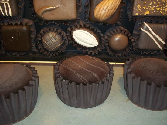 Natural History Museum of Utah: Chocolate Exhibit