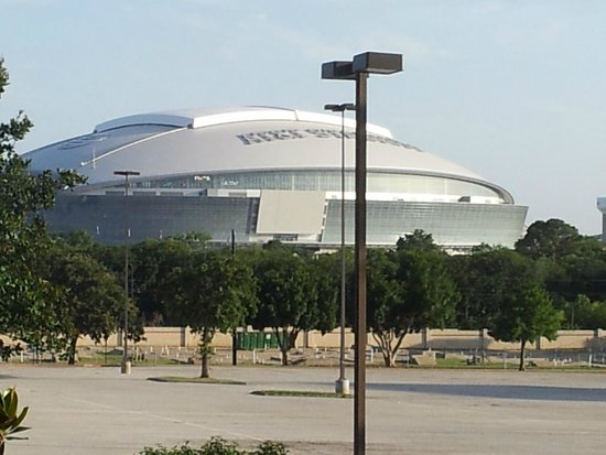 Courtyard Dallas Arlington/Entertainment District : AT&T Cowboy Stadium