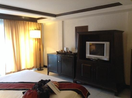 Patong Bay Garden Resort: deluxe balcony room