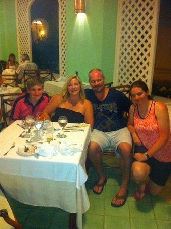 Iberostar Hacienda Dominicus : Dinner at buffet restaurant