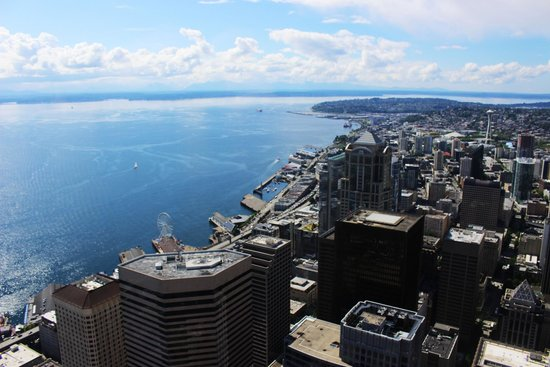 Sky View Observatory : The view from the top