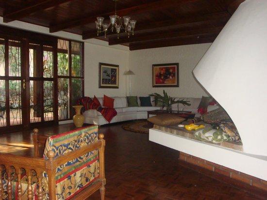 LisaTec Bed & Breakfast : Living Room - Gathering Area