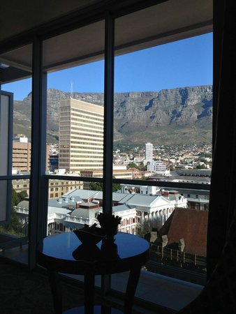 Taj Cape Town: The view