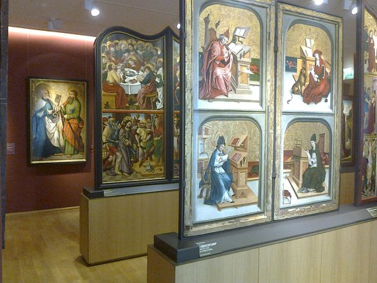 Musée des Beaux-arts de Dijon : Tesori d'arte su vari livelli