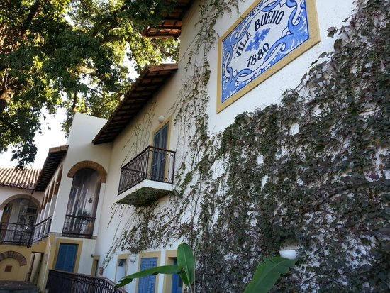 Vila Bueno Pousada : Fachada