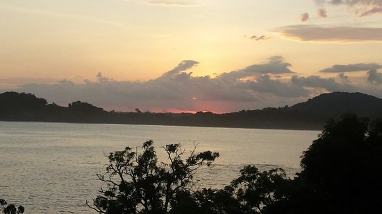 Hotel Guanamar : Sunset