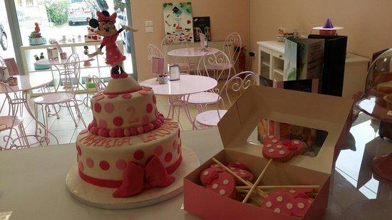 Pamela Cake Planner: Compleanno