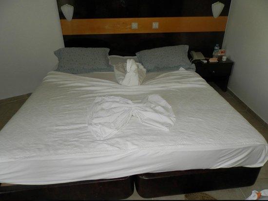 Marti Beach Hotel: chambre