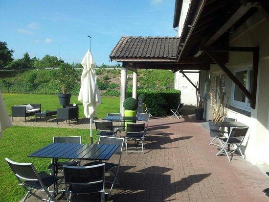 Best Hotel Rouen Est/Val de Reuil