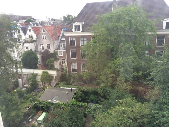 Prinsengracht Hotel: View from my room (403)