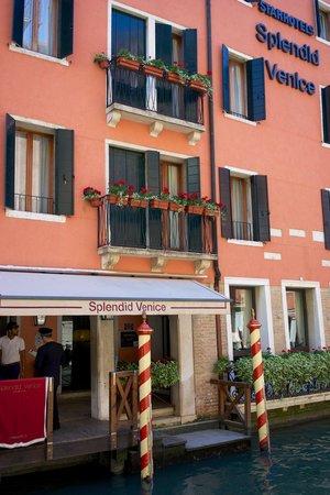 Starhotels Splendid Venice : Aussenansicht des Hotels