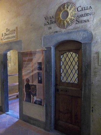 Convento di San Francesco: Innenansicht