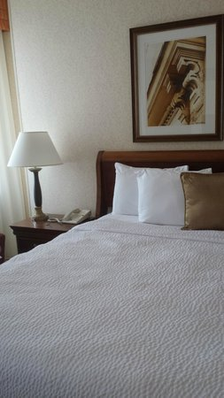 Stonewall Jackson Hotel and Conference Center: room 314