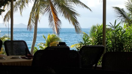 Frenchmans: The view we had at breakfast each morning!