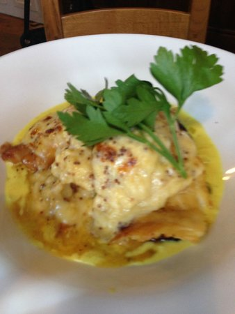 Bistro Betws-y-Coed: special from the board