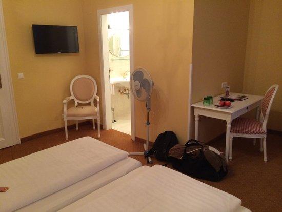 Romantik Hotel Post: Room:120