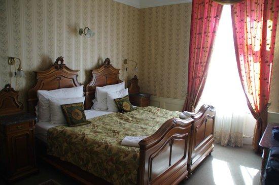 Hotel Praga 1885: Suite / Schlafzimmer