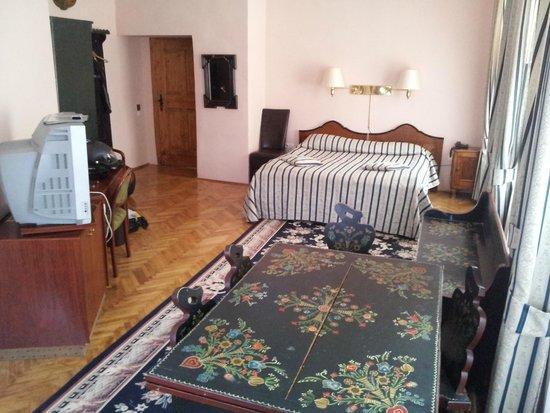 Hotel Casa Wagner: camera